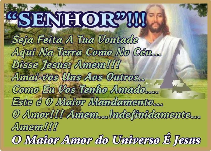 O Maior Amor do Universo É O Amor de Jesus