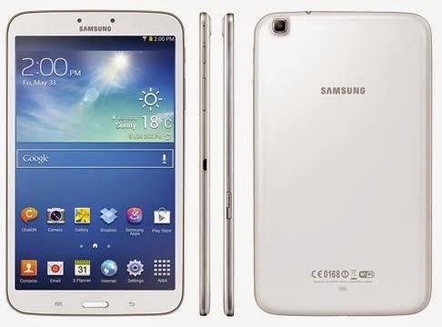 Samsung Galaxy Tab 3 8.0 Inchi, Spesifikasi Samsung Galaxy Tab 3 8.0, Harga Samsung Galaxy Tab 3 8.0