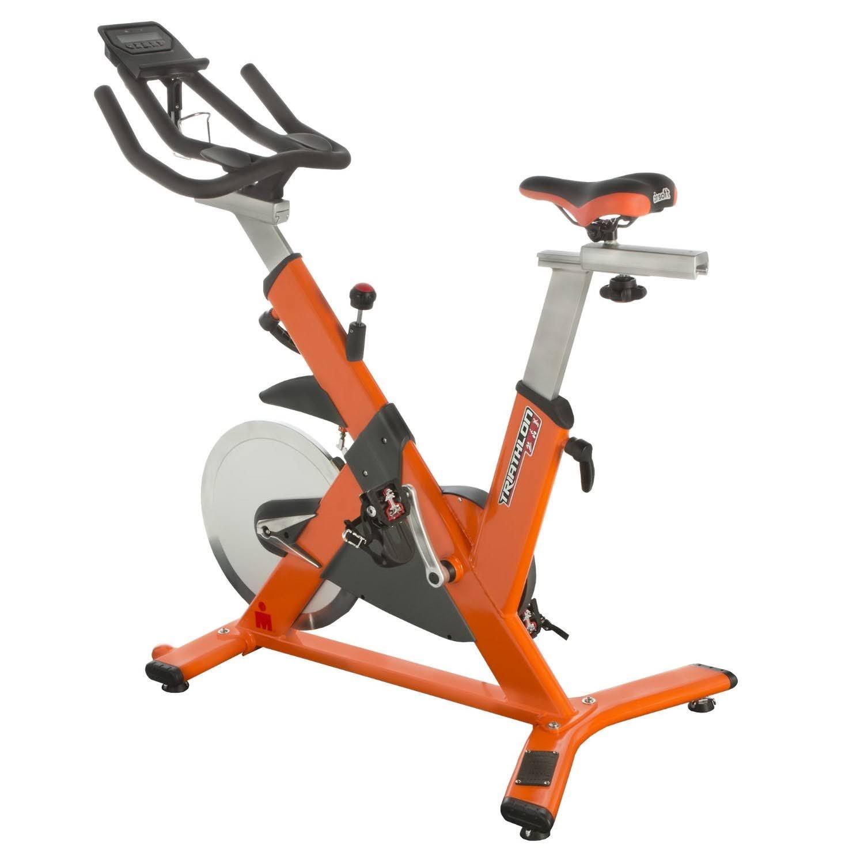 Exercise Bike Zone: Ironman Triathlon X-Class 510 Smart