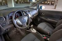 2015 New Nissan Versa future car interior dashboard