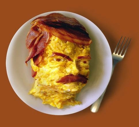 Googled Manly Breakfast Found This