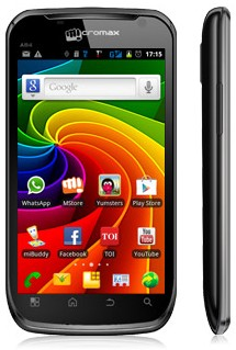 Micromax A84 Superfone Elite available for Rs. 9,999