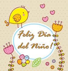Feliz Dia del Niño, parte 1