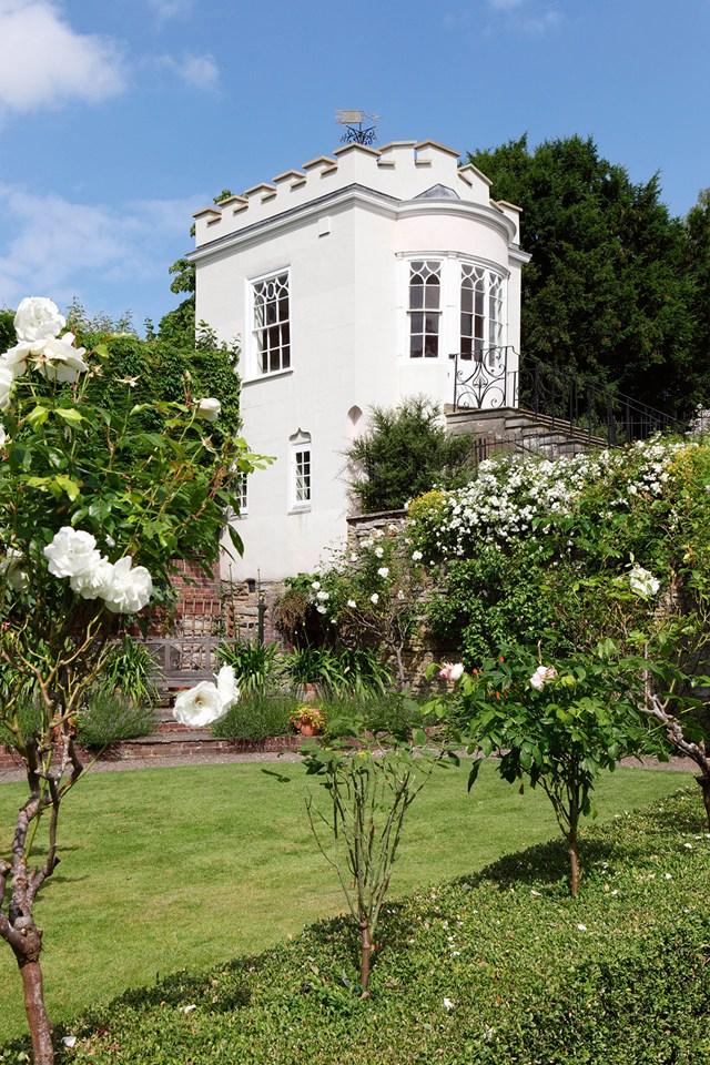 Portobello design design inspiration a beautiful double for Georgian townhouse garden design
