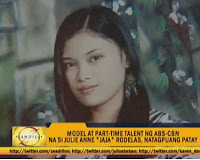 Slay Victim Julie Ann Jaja Rodelas' Friend Althea Altamirano Now Missing