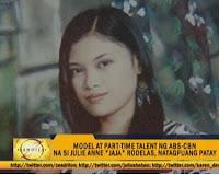 Slay Victim Julie Ann Jaja Rodelas' Friend Althea Altamirano Now Missing