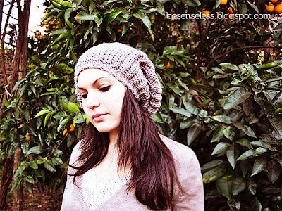 free crochet pattern slouch hat