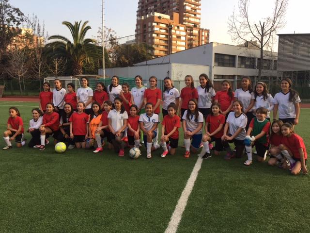 Encuentro Fútbol Damas