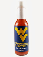 West Virginia Mountaineers Hot Sauce