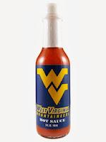 West Virginia Mountaineers Hot Sauce