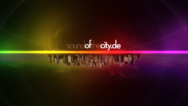 Abstract Sound of the City