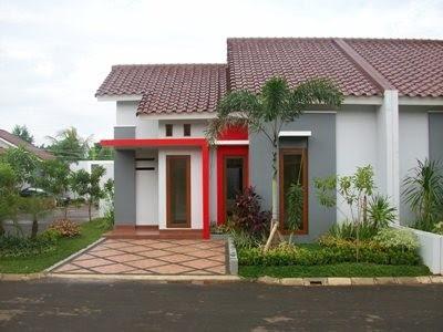 rumah sederhana cantik