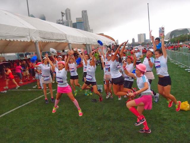 LiveGreat! Great Eastern Women's Run 2013