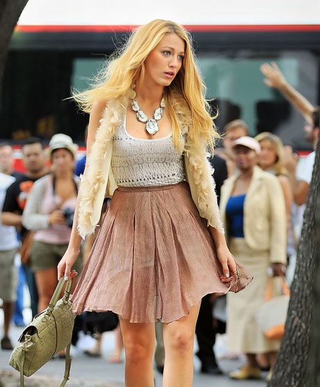 How to dress like serena