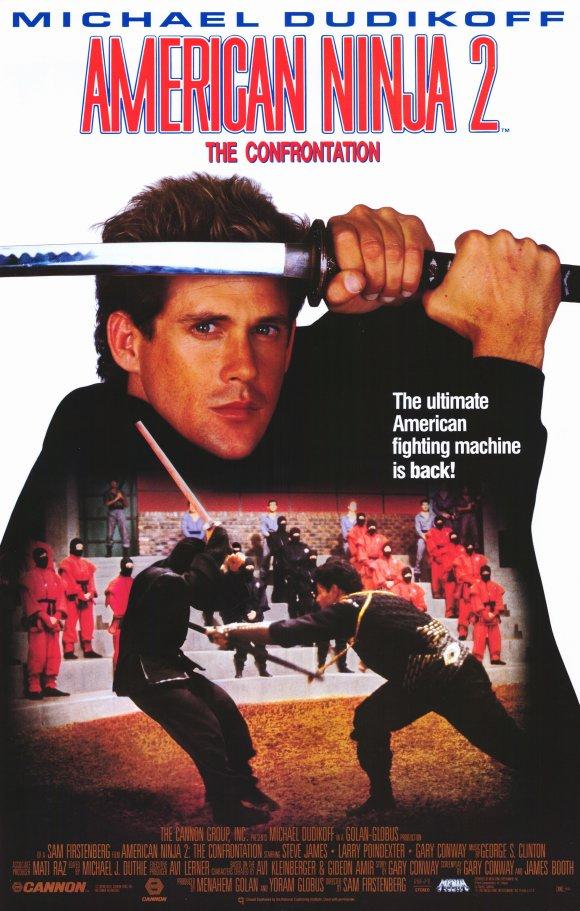 Confrontation movie