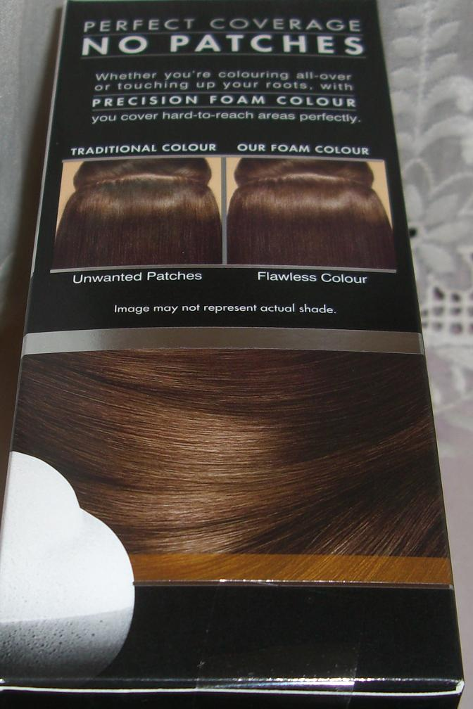 john frieda foam hair color instructions