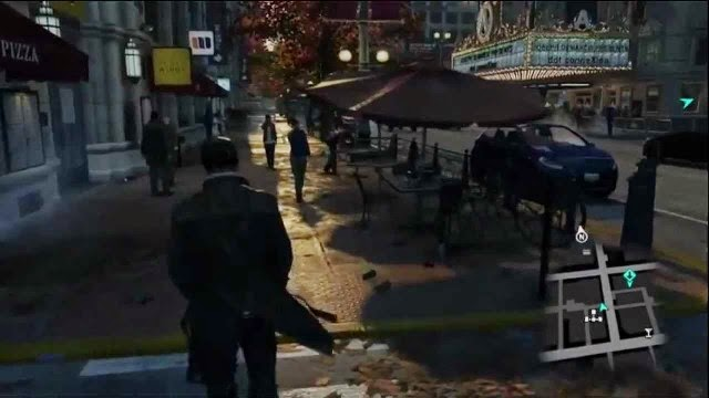 Watch Dogs PC Games Gameplay