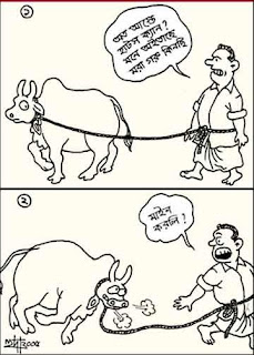 Eid Ul-Azha Bangle funny cow picture