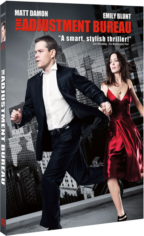 Os Agentes do Destino PPVRip RMVB Legendado DVD TheAdjustmentBureau3d