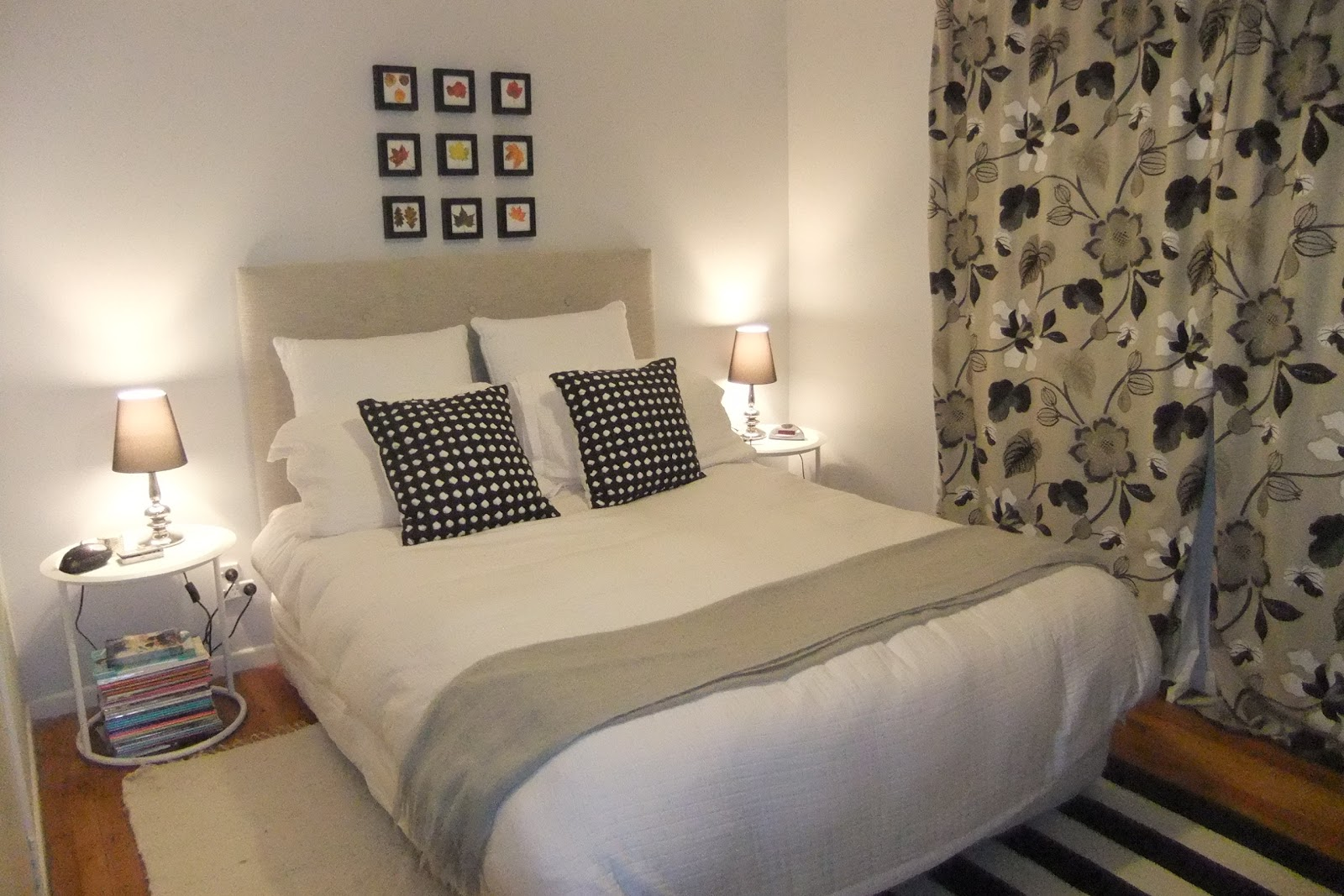 Monday 9 July 2012 & ALL-THINGS-PLEASING: Homemade headboard
