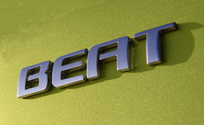 Chevrolet Beat embelem