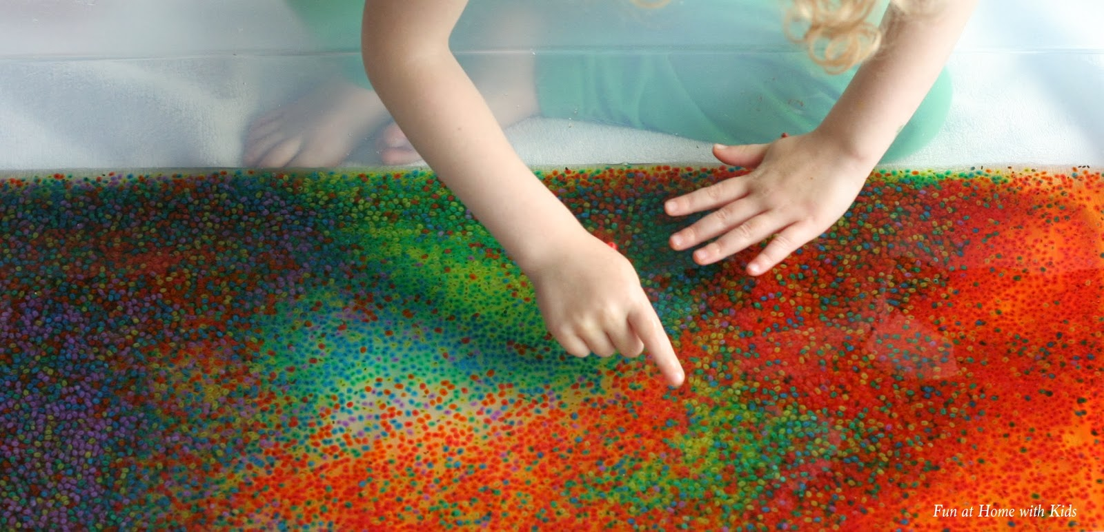 Safe edible non chokable mini water beads for Cool things for home