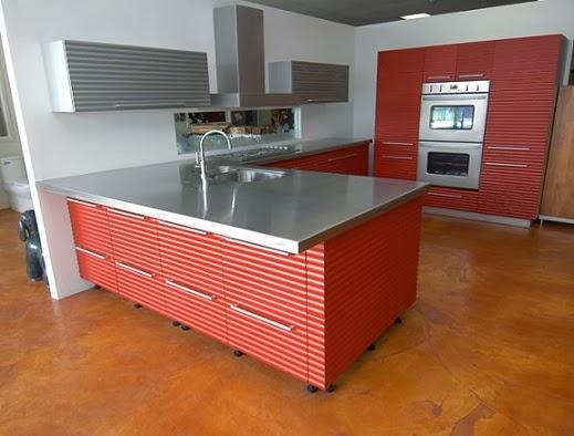 Material meja dapur kitchen set bogor dan cibinong for Kitchen set bogor