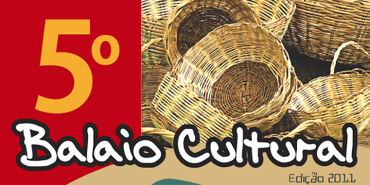 5º Balaio Cultural da Paraíba