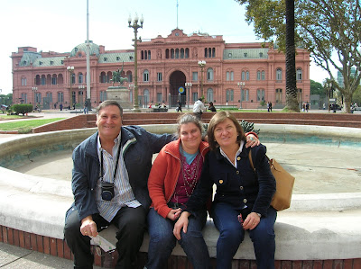 Casa Rosada, Buenos Aires, Argentina, vuelta al mundo, round the world, La vuelta al mundo de Asun y Ricardo