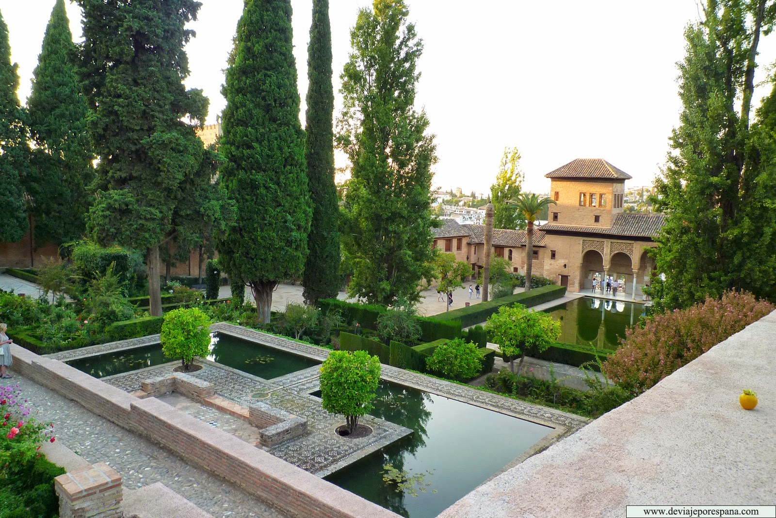 Blog de juan pardo generalife the alhambra places and spots for Jardines de gomerez granada