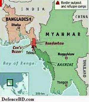 BANGLADESH-MYANMAR TIES