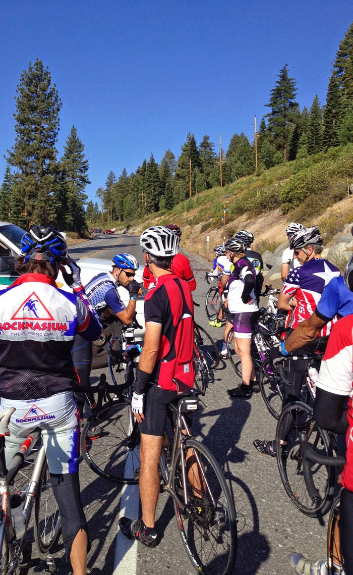 Road Cycling events at Lake Tahoe this September