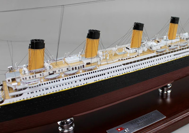 Rms Titanic Model Sd Model Makers