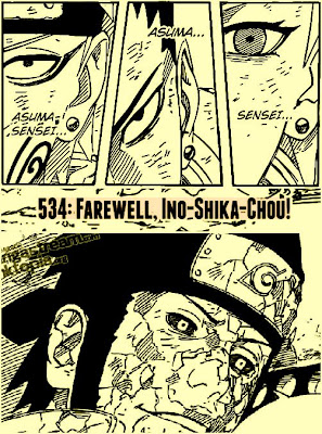 Naruto 534 Naruto Manga 534 Naruto 535 Confirmed Spoilers
