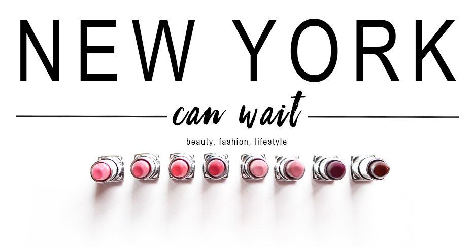 New York can wait - beauty, fashion, lifestyle