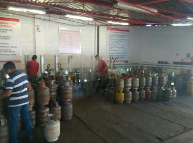 En Mérida las familias de parroquias priorizadas son atendidas por Gas Comunal