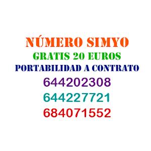 Números Simyo