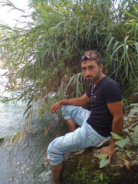 Handsome Turkish hunk
