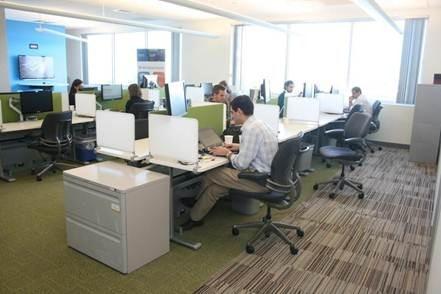 Microsoft como se trabaja en las oficinas de la for Oficinas microsoft
