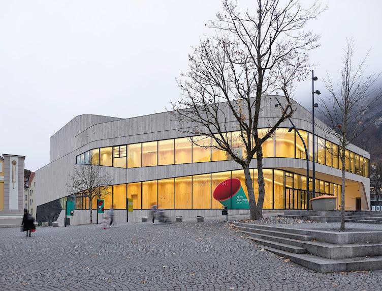Hascher Jehle Architekten Montforthaus