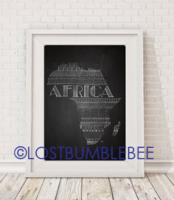LostBumblebee ©2015 Melissa D. Baker-Nguyen :: Etsy Shop :: Chalkboard Prints :: Fund Raising :: LIVING LIFE ON PURPOSE UGANDA 2015