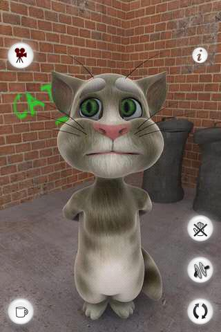 Talking Tom Cat Free Download