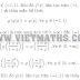 13 Cách giải phương trình hàm cơ bản của Trần Minh Hiền