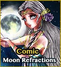 Moon Refractions