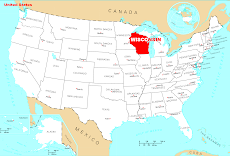 Where is Wisconsin?