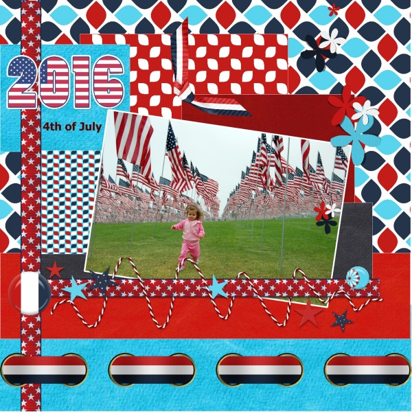 July 2016- 4 th of July