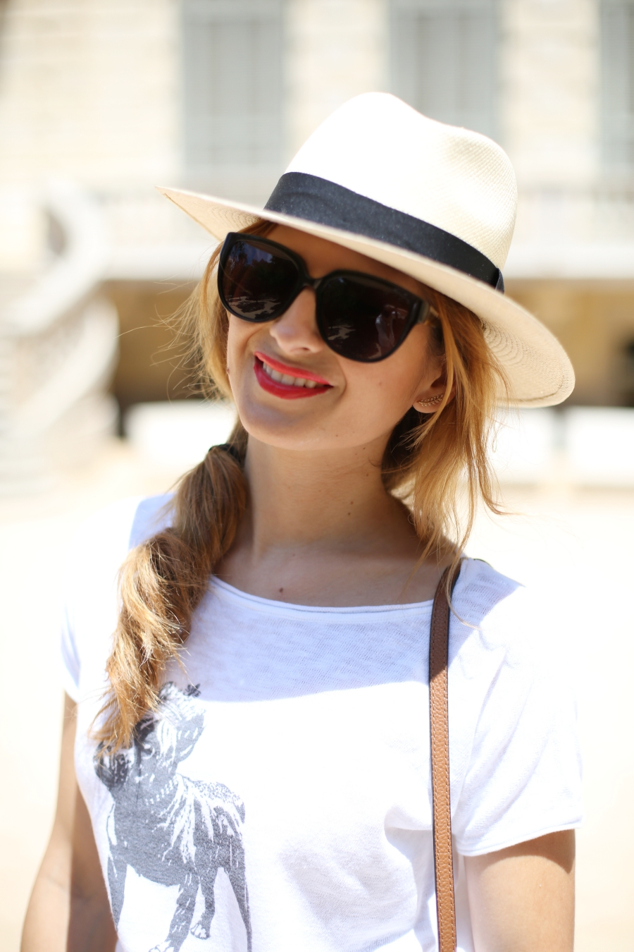 Borsalino. Sombrero panamá