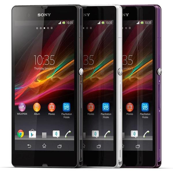 Sony Xperia Z LTE C6603