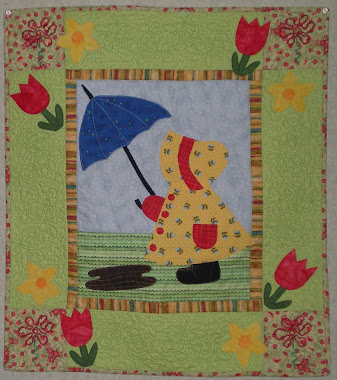 April Sunbonnet Sue