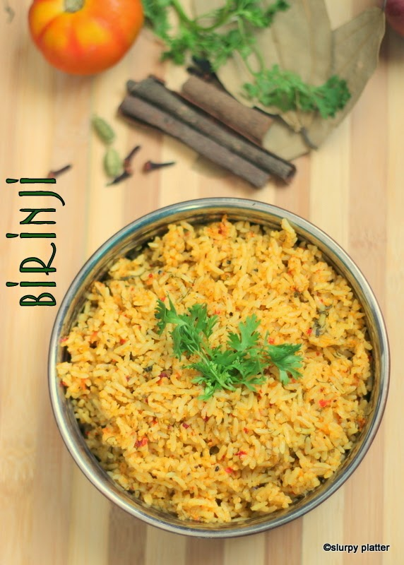Flavorful and spicy rice dish